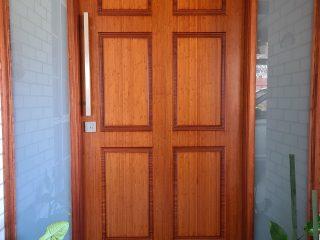 Bamboo Timber Doors