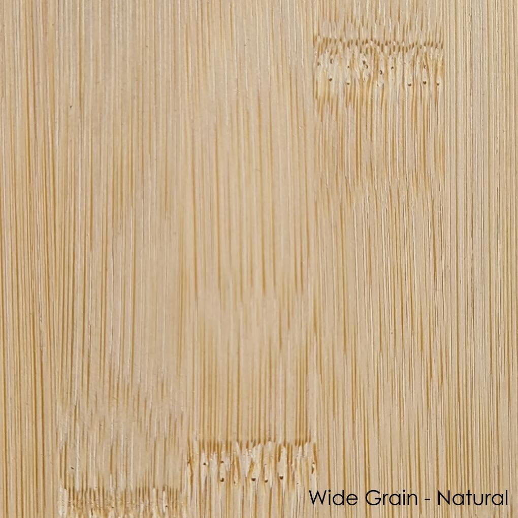 Wide Grain - Natural