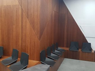 Melbourne East Victoria Police Station